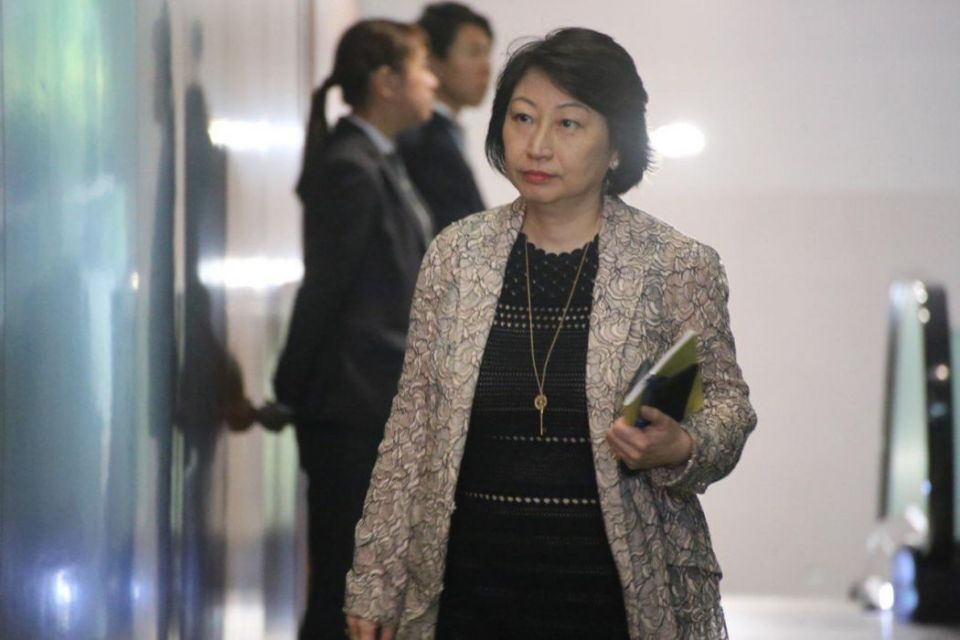 Teresa Cheng