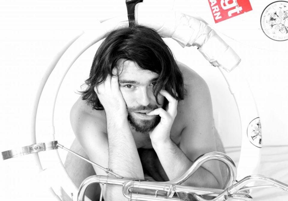 Jean-Edouard, sousaphone