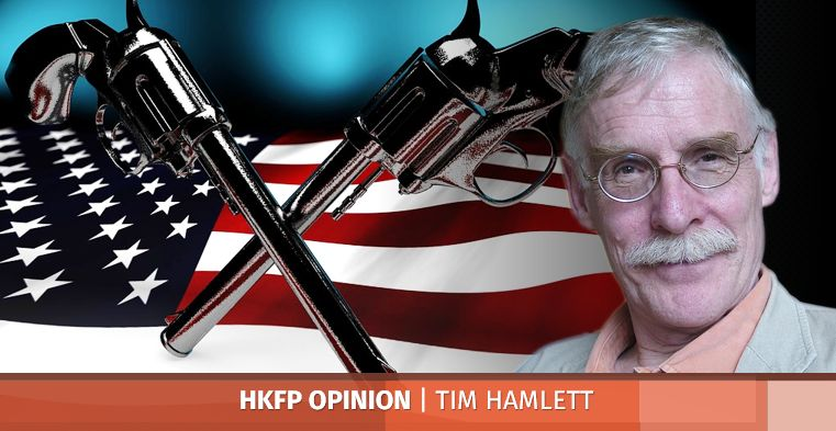 usa guns tim hamlett