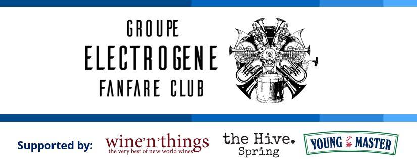 Le Groupe Électrogène Fanfare Club