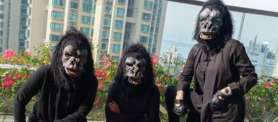The Guerrilla Girls