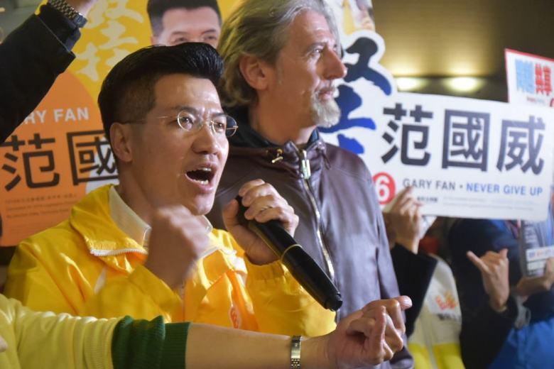 Gary Fan and Paul Zimmerman
