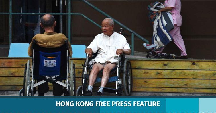 elderly chinese