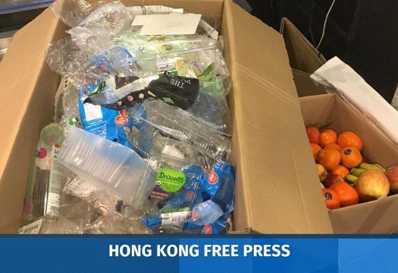 Plastic Attack Hong Kong