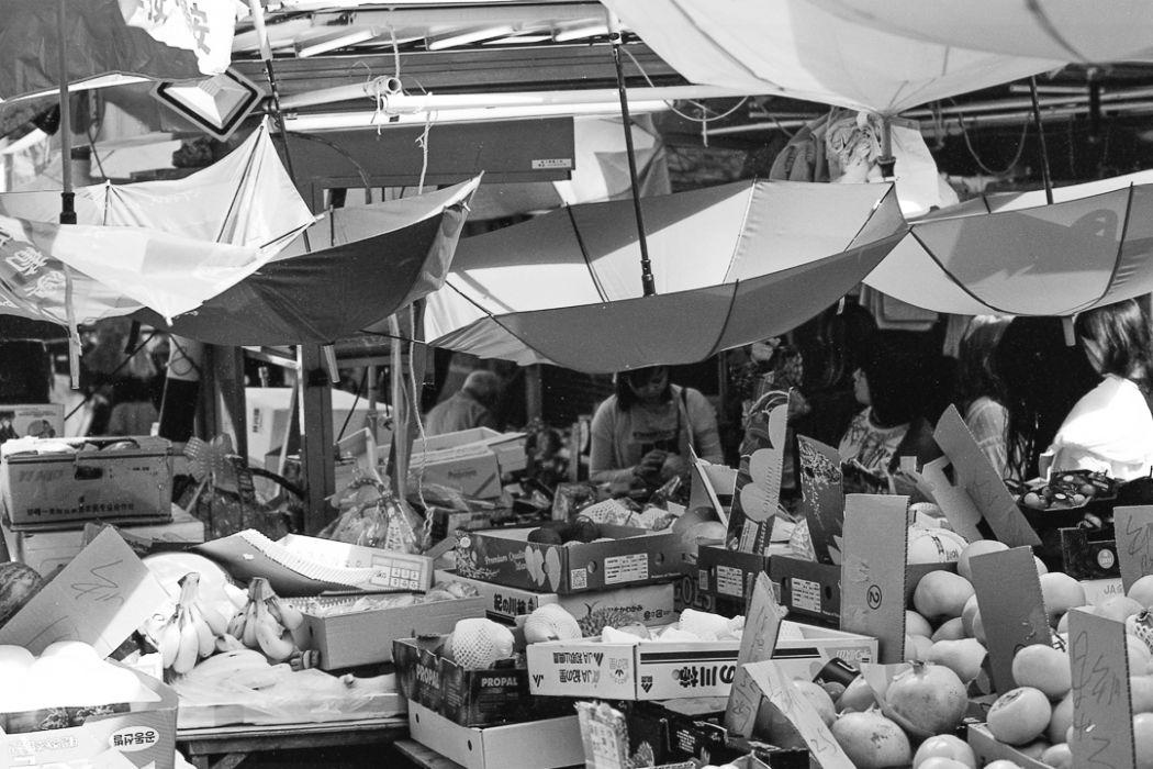Dominic Leung Wet Market