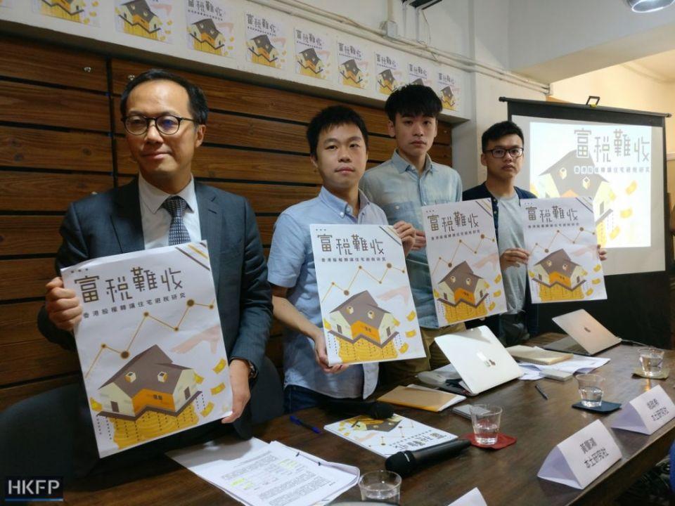 Kenneth Leung, Brian Wong, Neon Yiu, Henry Chan Liber research