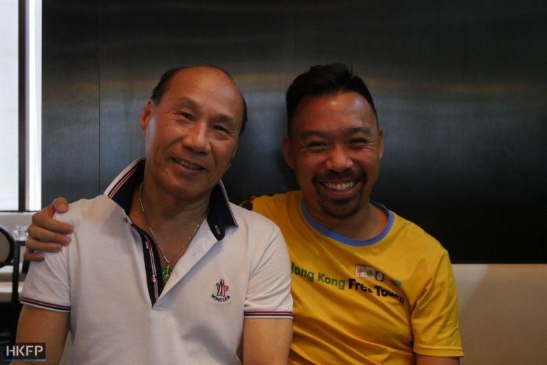 tsang kwok-ho michael tsang