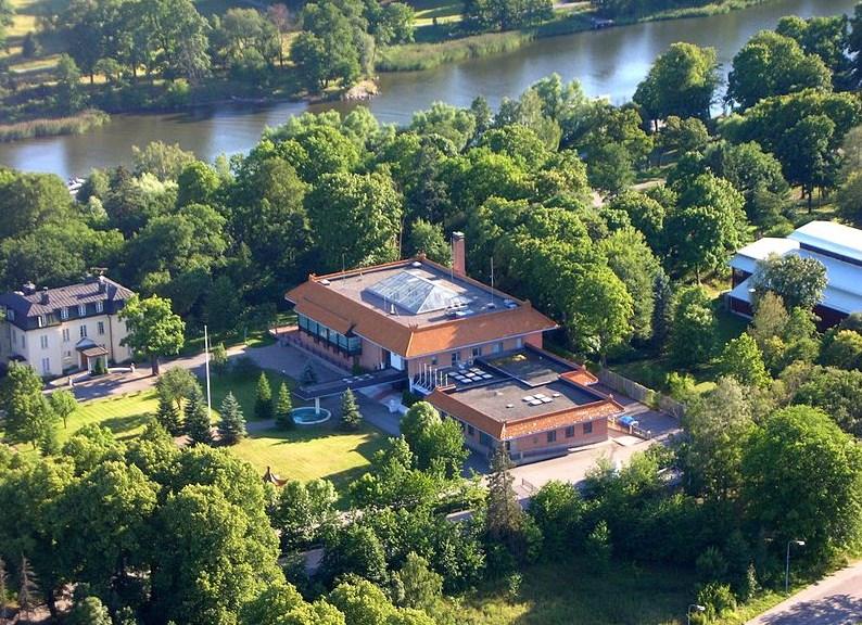 Chinese embassy stockholm