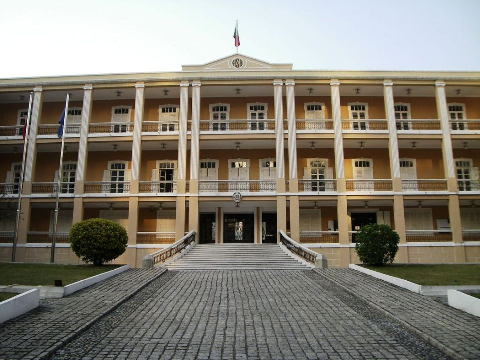 Portuguese consulate general Macau