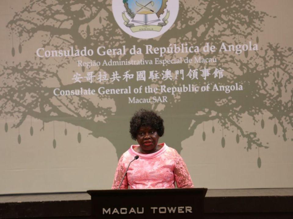 Sofia Pegado da Silva Angola Macau