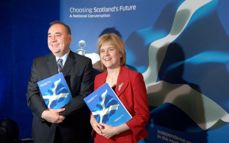 The Scottish Nationalist Party