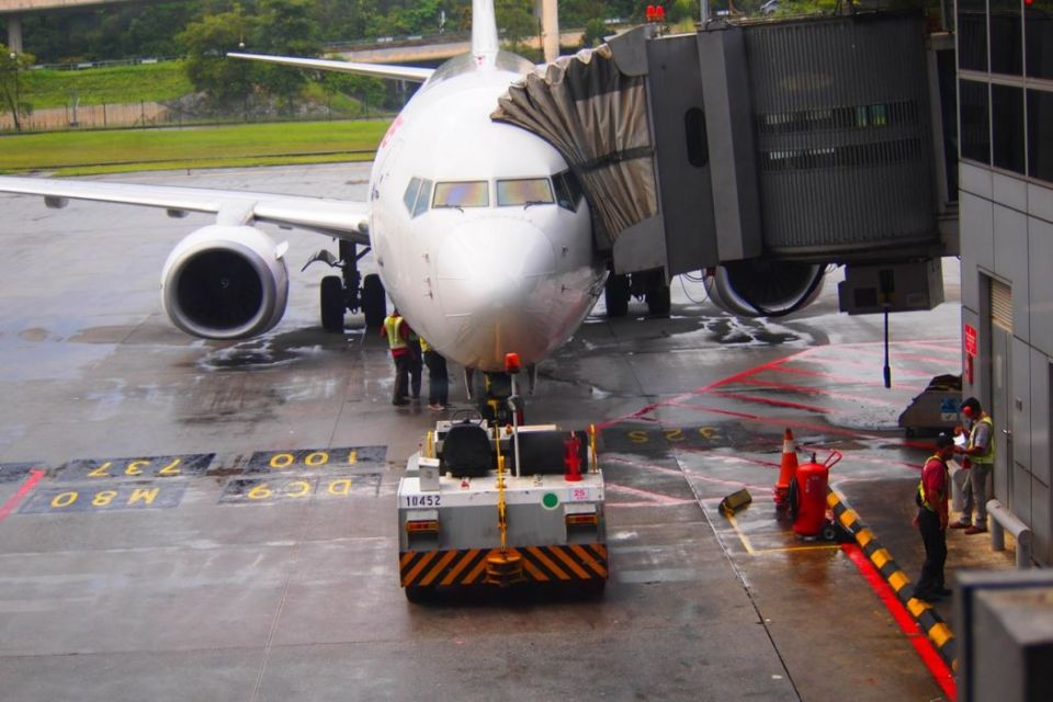 jet bridge airport