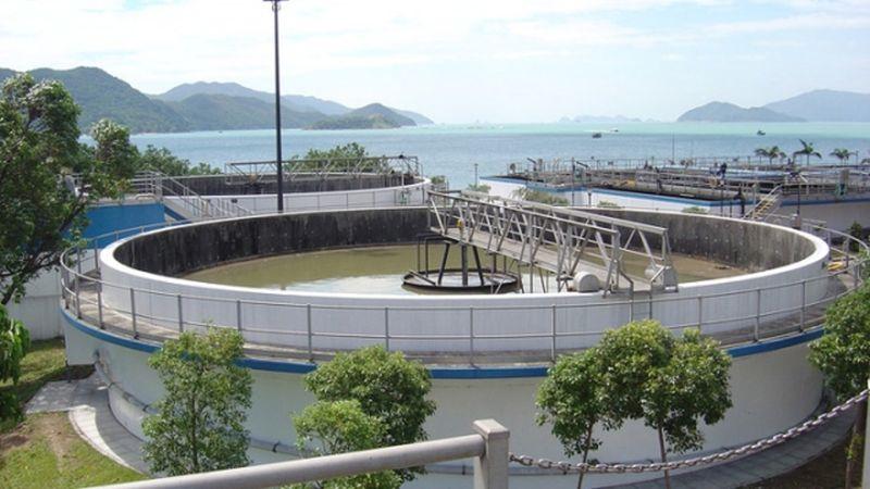 Sai Kung Sewage Treatment Works