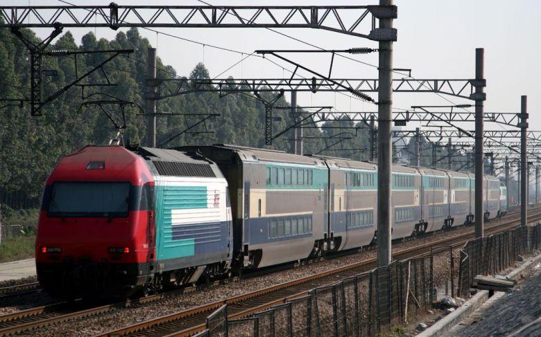KTT direct train Guangzhou East Hung Hom Hong Kong