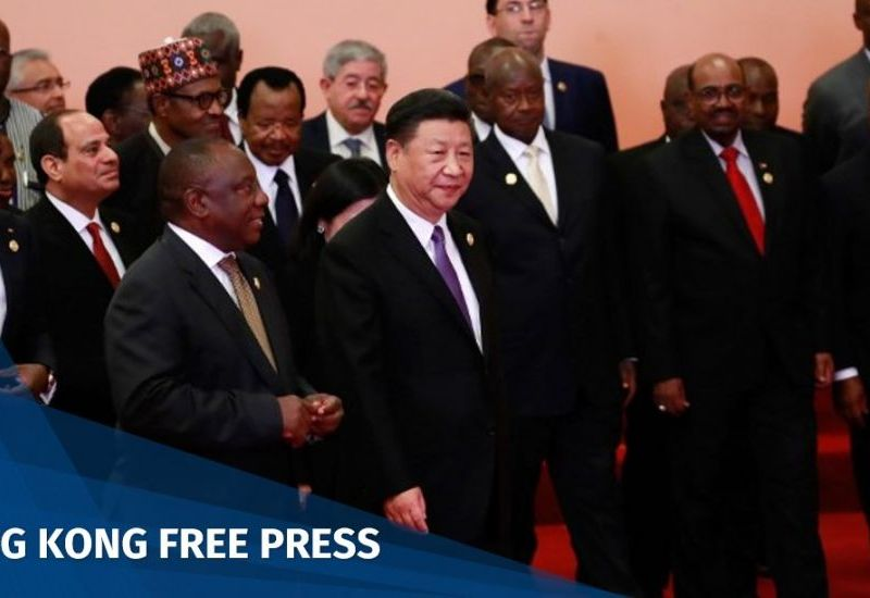 China Xi Jinping African nations