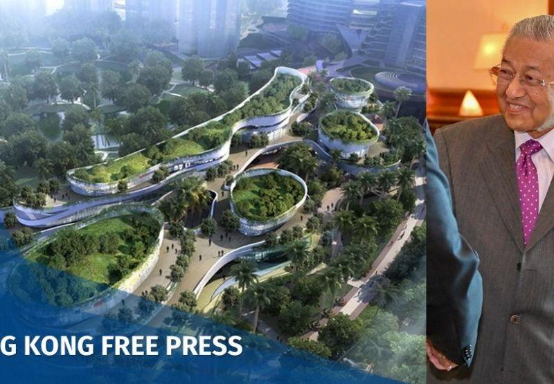 Mahathir Forest City Malaysia