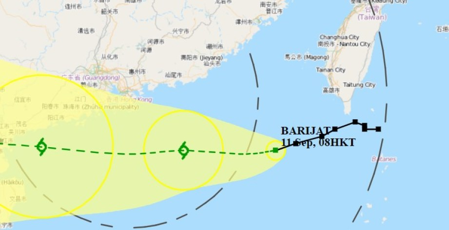 Weather tropical cyclone