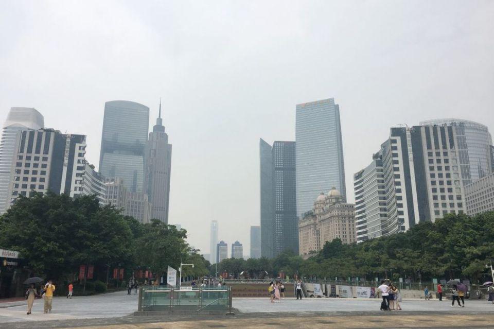 Central Guangzhou