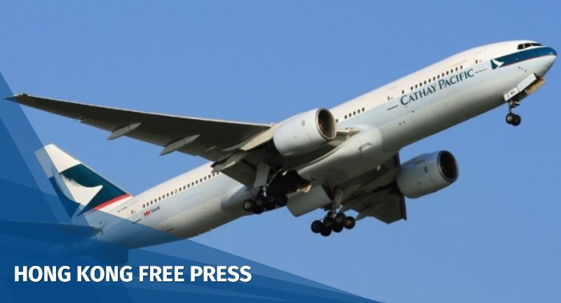 cathay pacific data