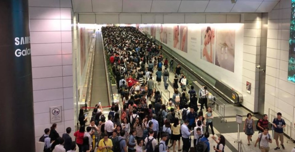mtr hong kong delays