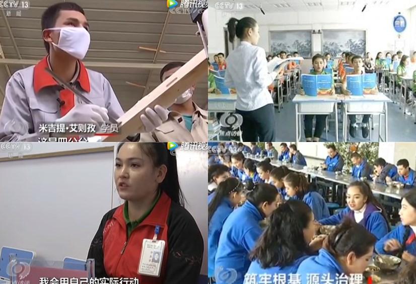 xinjiang uighur camps