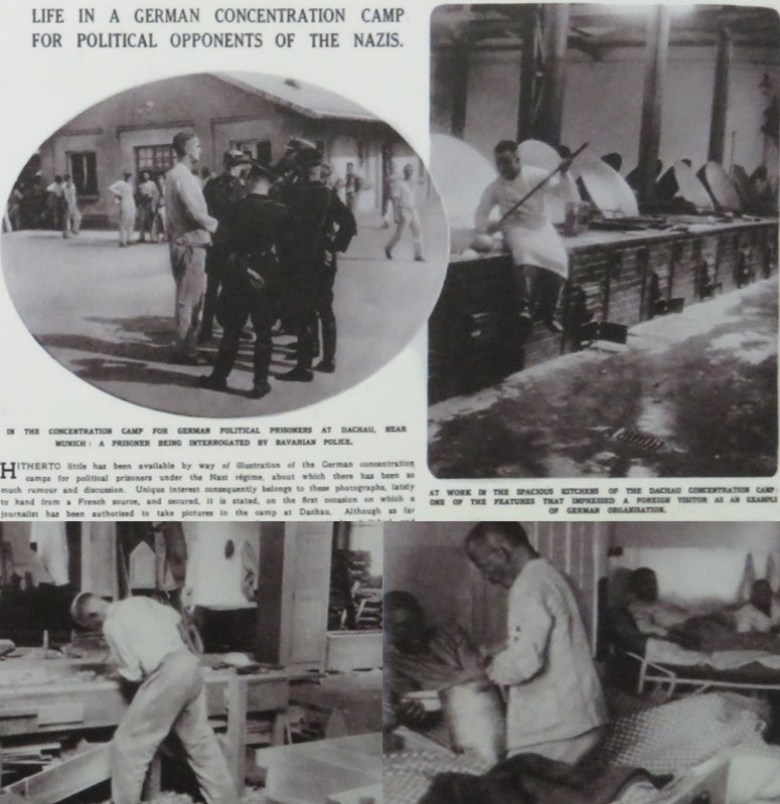 xinjiang nazi camp