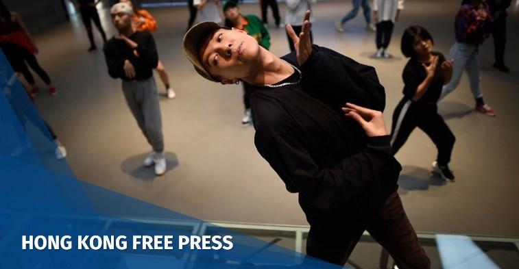 beijing hip hop dancer chong yang