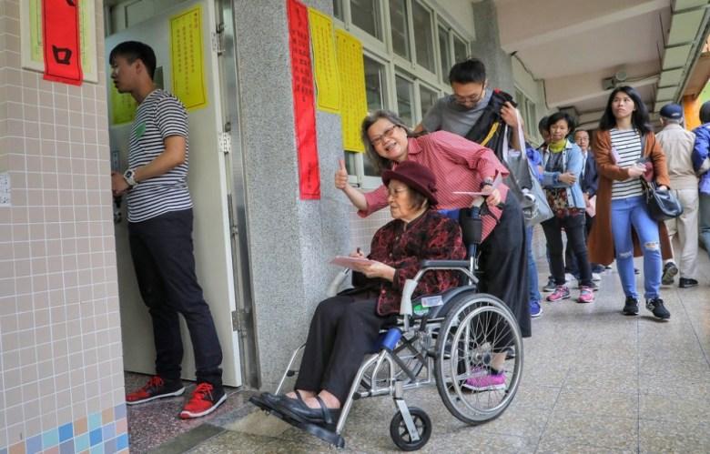 votes poll taiwan
