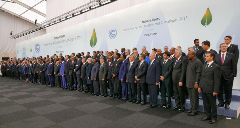 COP21 United Nations Climate Change Paris