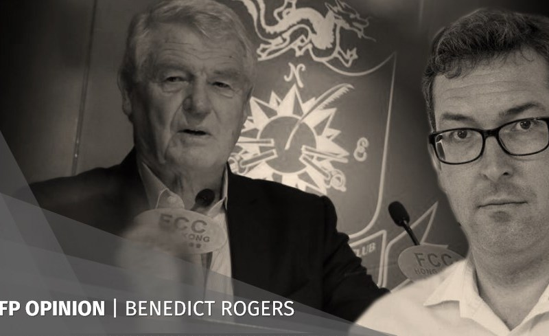 benedict rogers paddy ashdown