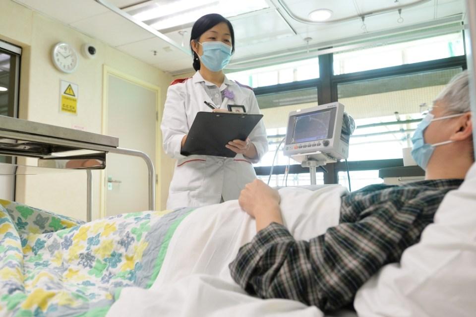 Public hospital nurses
