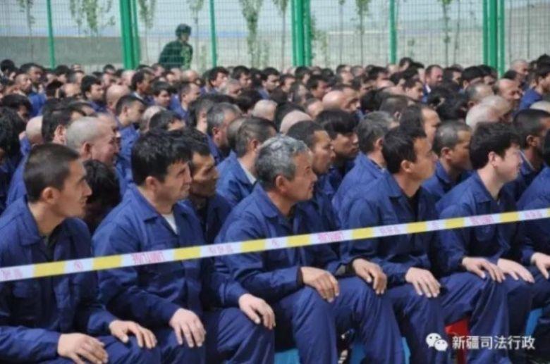 xinjiang camp detention