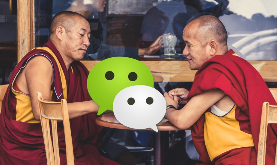 burma myanmar monk phone