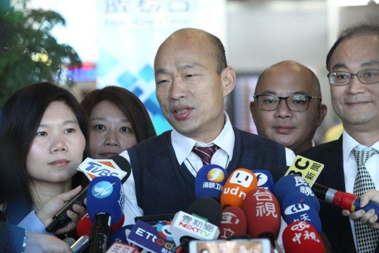 Han Guo-yu