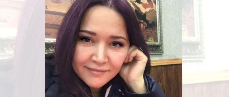 Uighur activist Rukiye Turdush