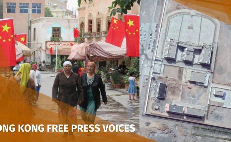 uighur xinjiang