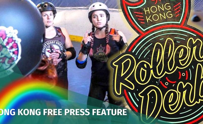 roller derby hong kong