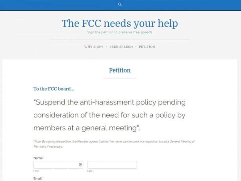 save the FCC