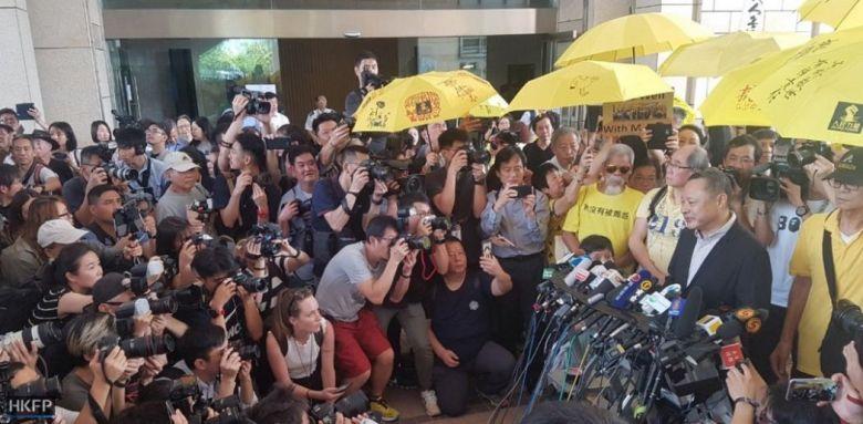 occupy umbrella nine