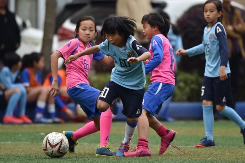 China women's football