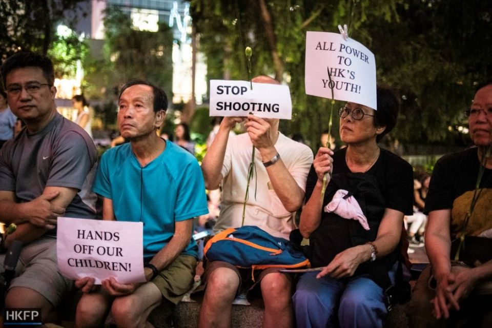 Laurel Chor china hong kong extradition mothers