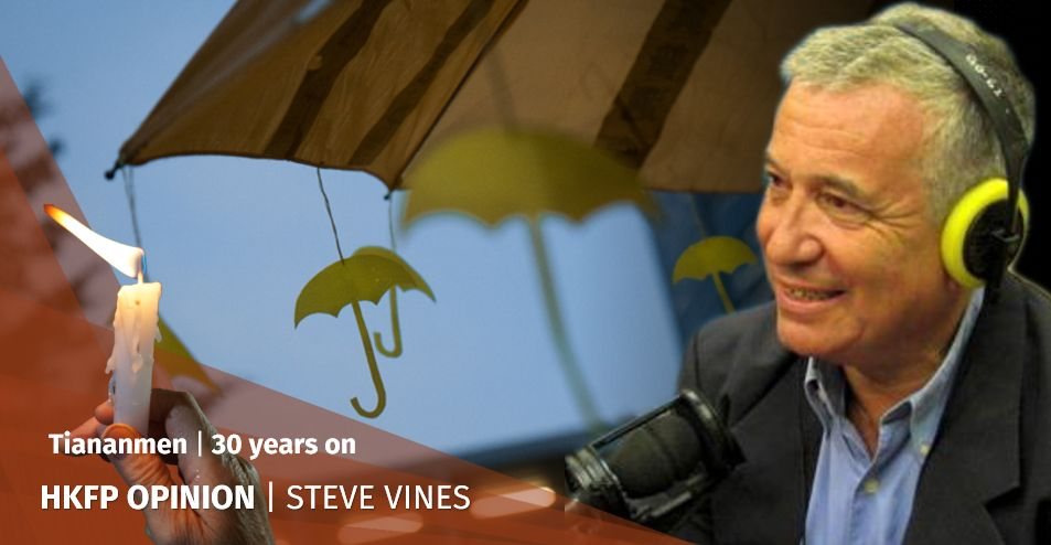 steve vines hong kong city
