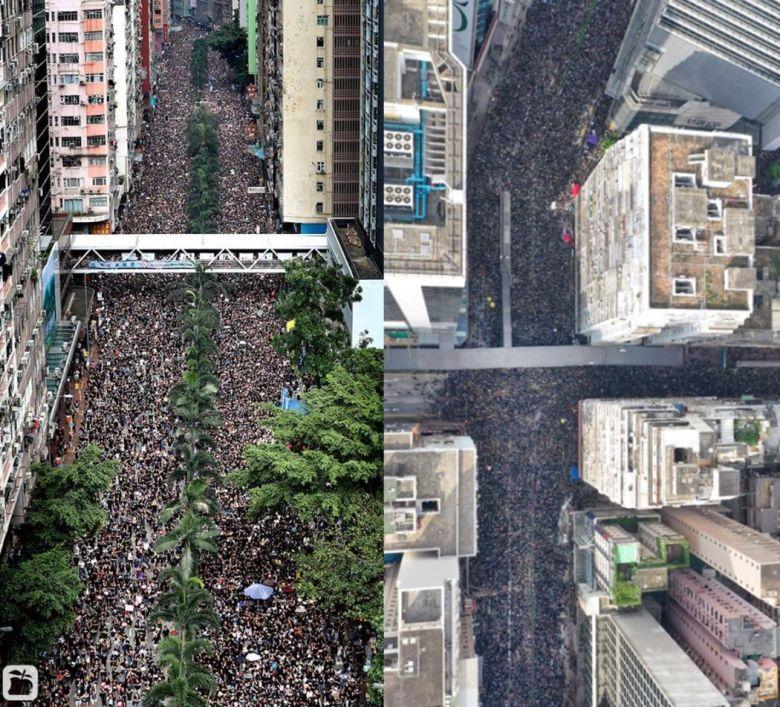 china extradition rally