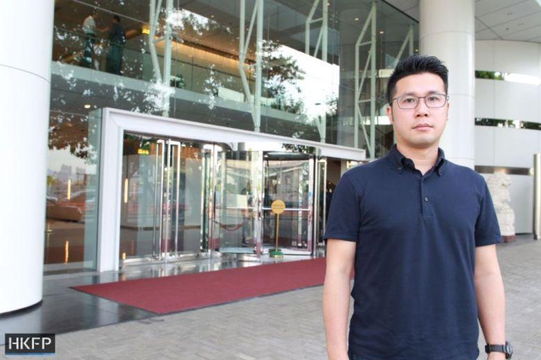 Icarus Wong Ho-yin