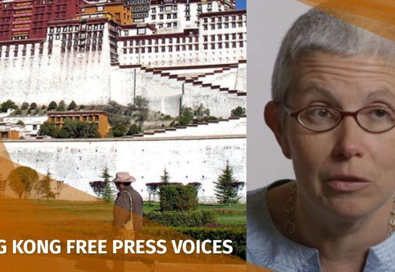 sophie richardson free tibet