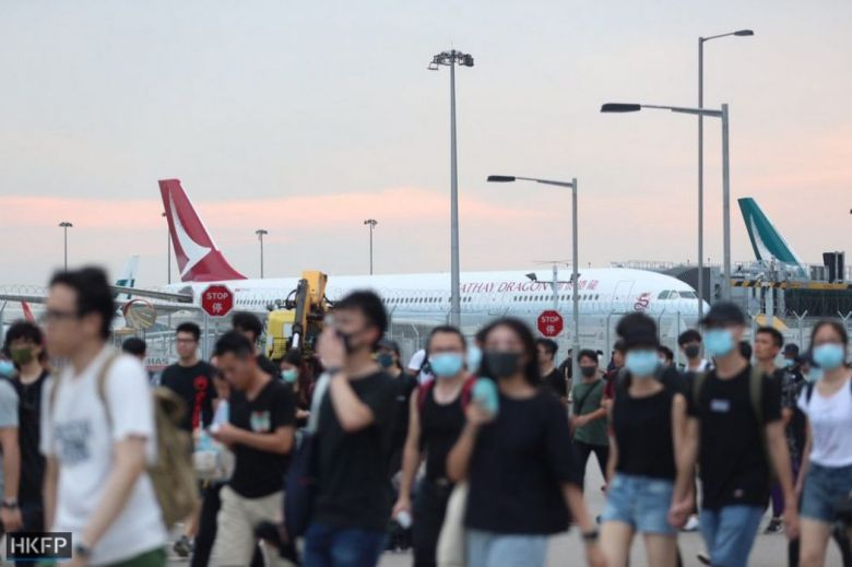 airport china extradition august 12