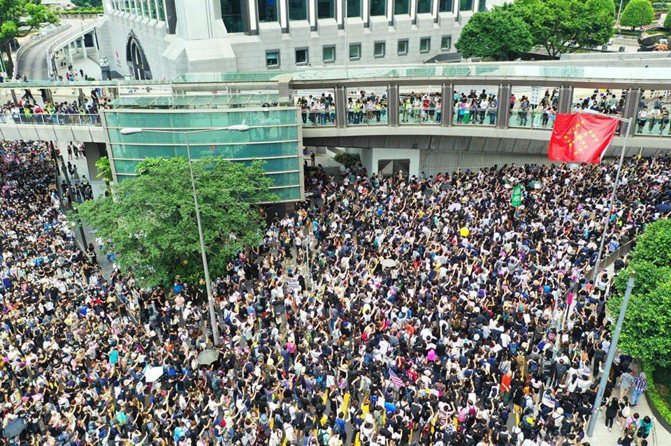 September 8 protest