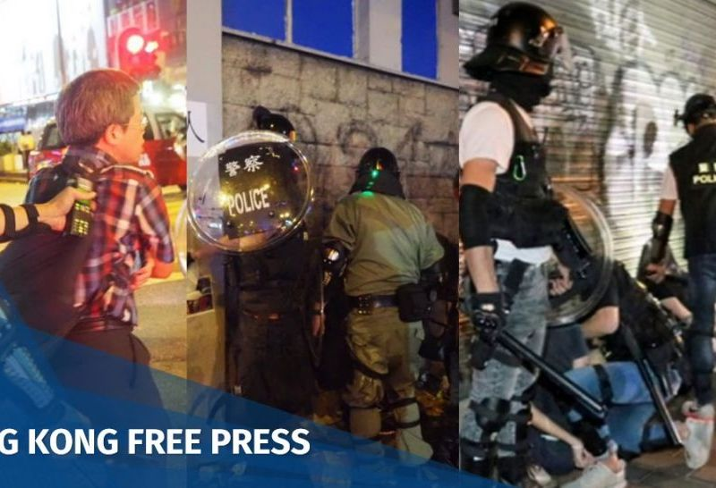china extradition mong kok September 25