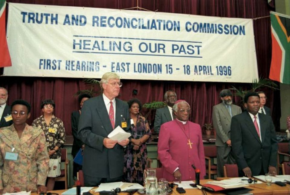 south africa truth and reconciliation commission