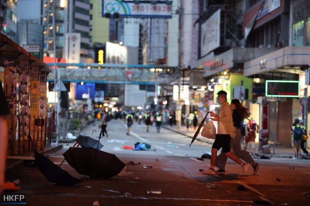 october 6 hong kong island